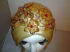 88.00$  Buy here - http://vitnj.justgood.pw/vig/item.php?t=ukiky1413542 - HHD09 Handmade wire wrapped crystal bridal headpiece Wedding headpieces headband