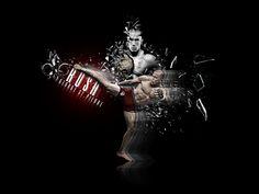 George St Pierre UFC Wallpaper