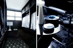 #31DaysofDesignFabulous - designlibrary.com.au - Day 13 -Greg Natale #Interior Design Elizabeth Bay Apartment Chair Detail and Robe