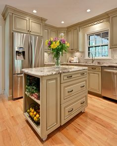 traditional kitchen by teri turan small kitchen small island