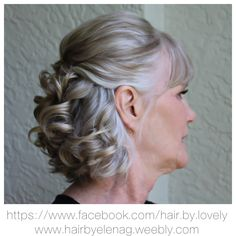 Bridal hair, wedding