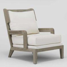 Christian Liaigre, Inc. Conches Chair