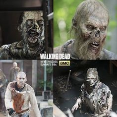 Season 5 walkers