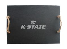 """K-State"" Slate Tray"
