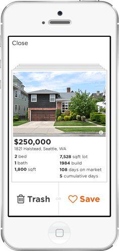 La tinderisation de l'immobilier a commencé... Zoom sur le swipping - Immobilier 2.0