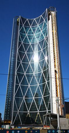 The Bow, Calgary, Canada, 236 meters