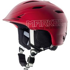 Shredding the backcountry Hiking the park Skiing spring bumps? The marker Consort Helmet is a do-it-all helmet that is at home in any situation you may find yourself in. A double In-Mold construction places impact-resistant EPS foam on the inside of the helmet, which is then surrounded by a durable polycarbonate outer shell for strength and puncture resistance. The MarkAir ventilation system, dual-position climate control, and removable ear vents are plenty adjustable to keep you comfortable…