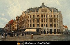 Timisoara - 1914 - Palatul Lloyd