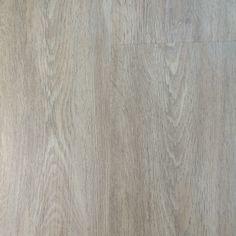 Planchette de vinyle embouvetée (clic) gris pâle modèle Zenith