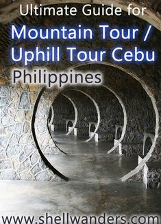 Cebu, Philippines is not just a beach destination. Read more to know what I am talking about Travel Deals, Travel Guides, Travel Tips, Places To Travel, Travel Destinations, Cebu City, Rishikesh, Online Travel, Tourist Spots