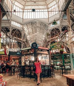 Mercado de San Telmo - Buenos Aires, Argentina (@postcardsfromivi) #BuenosAires #Argentina Palermo, Visit Argentina, Argentina Travel, Travel Aesthetic, Travel List, Beautiful Buildings, Plan Your Trip, South America, Adventure Travel