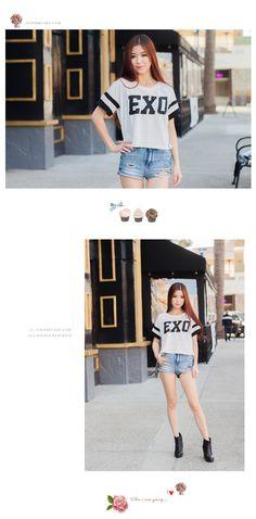 EXO top // www.tofebruary.com
