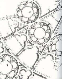 Rose WindowDrawing StuffDrawing IdeasWindow DrawingsMandala ArtArchitect DrawingGothic