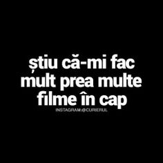 stiu ca-mi fac mult prea multe filme in cap I Smile, Your Smile, Motivational Words, Inspirational Quotes, Let Me Down, Adolescence, Motto, Self Love, Thats Not My