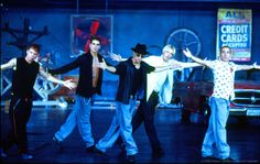 Backstreet Boys... As long as you love me:*