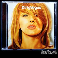 DIRTY VEGAS Self Titled CD Brand New and Sealed