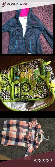 Unlisted Nike hoodie 40 Vera Bradley lunch box 35 Nike Accessories