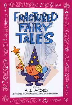 Fairy Tales.. Negative Effects.. Research Paper UGH?