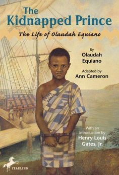 @Overstock - Kidnapped at the age of 11 from his home in Benin, Africa, Olaudah Equiano spent the next 11 years as a slave in England, the U.S., and the West Indies, until he was able to buy his freedom. His autobiography, published in 1789, was a bestseller in its...http://www.overstock.com/Books-Movies-Music-Games/The-Kidnapped-Prince-The-Life-of-Olaudah-Equiano-Paperback/163968/product.html?CID=214117 $6.41