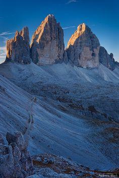 Path - Tre Cime di Lavaredo, Italy