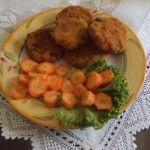 Η συνταγή της ημέρας: Νηστίσιμα Μπιφτεκια λαχανικών αλάδωτα! Vegan, Chicken, Cooking, Food, Kitchen, Essen, Meals, Vegans, Yemek