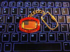 reversible USA/Canada keychain 2