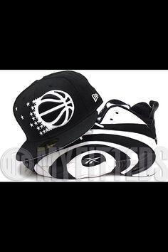 low priced 83ef6 8ad21 Orlando Magic Jet Black White Reebok Shaqnosis Matching New Era Hat