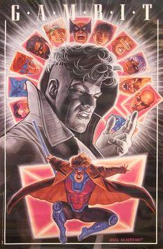 My favorite X-Men