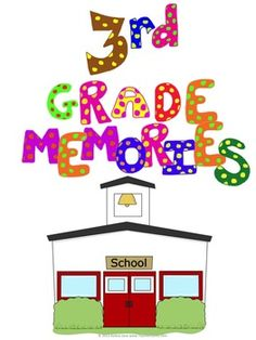 Your students will have fun making this memory book that will be a lasting keepsake for years to come! Instead of a book all about themselves, they will have a fun class book where they can go back and see not only their favorite memories of the year but also their friends and teacher's.