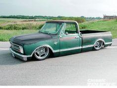 1967 Chevrolet C10 - Classic Trucks Magazine