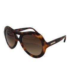 1fbde6783fa2 Michael Kors Tortoise Kensington Sunglasses