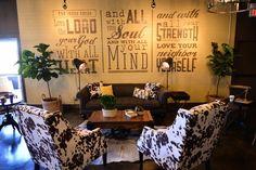 Journey Community Church - A Café - Kathy Ann Abell Interiors | San Diego