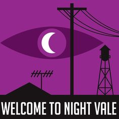 Twice-monthly community updates for the small desert town of Night Vale, featuring local weather, news, announcements from the Sheriff's Secret Police, mysterious lights in the night sky, dark hooded figures with unknowable powers, and cultural events. Turn on your radio and hide. Welcome to Night Vale.