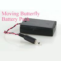Moving Butterfly Battery Pack