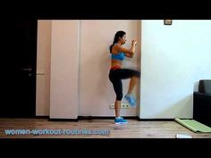 ▶ Goodbye Cellulite Love Handles Workout - YouTube