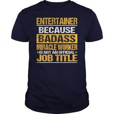 Awesome Tee For Entertainer #tee #Tshirt. LOWEST SHIPPING:  => https://www.sunfrog.com/LifeStyle/Awesome-Tee-For-Entertainer-139181266-Navy-Blue-Guys.html?id=60505