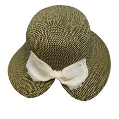 Butterfly Split Brim Sun Hat