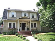 Open House on Dutch Colonial Home Near MSU in Springfield, MO