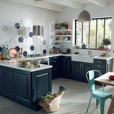 #kitcheninteriordesignbohemian