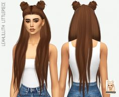 LEAHLILLITH LITTLEPIECE: SOLIDS at Miss Paraply • Sims 4 Updates