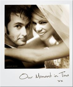 the doctor and rose tyler wedding in the other universe.