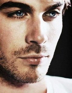 ian somerhalder <3 These eyes are very #graysonwaters