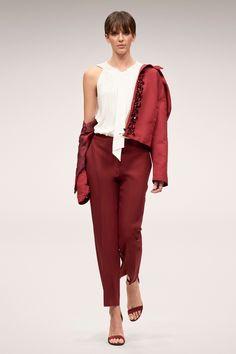 Escada Spring 2018 Ready-to-Wear Fashion Show