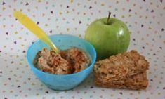 Weet-Bix with apple and cinnamon