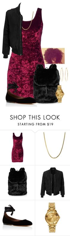"""""""Untitled #2094"""" by basnightshine1015 ❤ liked on Polyvore featuring Puma, LE3NO, Tabitha Simmons, Versus and Brooks Brothers"""