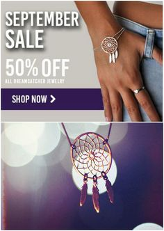 Get the look before our September sale ends! Enjoy a gorgeous dreamcatcher piece for half the price Jewelry Shop, Custom Jewelry, Or Rose, Rose Gold, Dream Catcher Jewelry, Dreamcatcher Design, Simple Bracelets, Sterling Silver Bracelets, Get The Look
