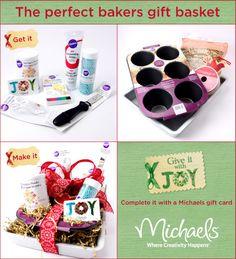 #Gift #Basket #Baking