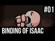 The Binding of Isaac #01 - Moherowa mamusia - YouTube