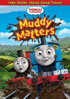 Win Thomas & Friends: Muddy Matters DVD on Daddy Forever dad blog