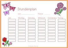 Stundenplan Vorlage von #Kaluhr http://www.kalender-uhrzeit.de/blog/zeitstrahl/happy-birthday-2-jahre-kalender-uhrzeit-de/